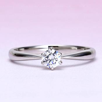ブライダル3点セット プラチナ 人気のシンプルデザイン、高品質ダイヤモンドのお得なセット Bs1007-NJ15LKh5-L-20F,VS2,3EX,HC