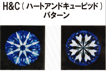 【永遠 Towa 】(高品質)結婚指輪ペア Pt  緩やかなカーブのH&Cカットダイヤのエタニティリング、メンズはプラチナをたっぷり使った高級リングMpNJ118LhAA-M