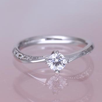 ブライダル3点セット【キュートなハート形の爪と、高級感のあるメレーダイヤの配列】が人気 BsS1MKTRM279-280-25DG1