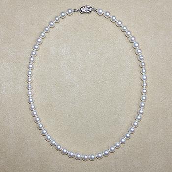 真珠ネックレス7.0〜7.5mm