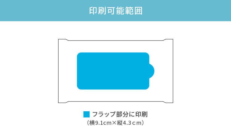 【除菌ウェット】 持ち運びに便利なハンディタイプ アルコール除菌 印刷可能 ノベルティにも 感染対策 (1000個1カートン)