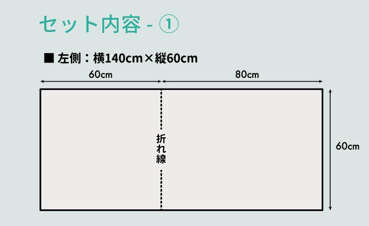 【 簡易デスクタイプ 】 パーテーション : 5枚1セット 飛沫感染対策