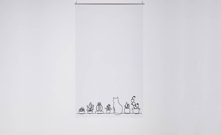 【 ビニールパーテーション 】 吊り下げタイプ : 幅90cm×高さ150cm ビニールカーテン 飛沫感染対策