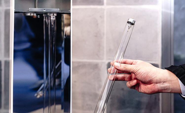 【 くりんクリン Stand 】 空気循環式紫外線除菌装置 (紫外線UV-C) 新型コロナウイルス対応