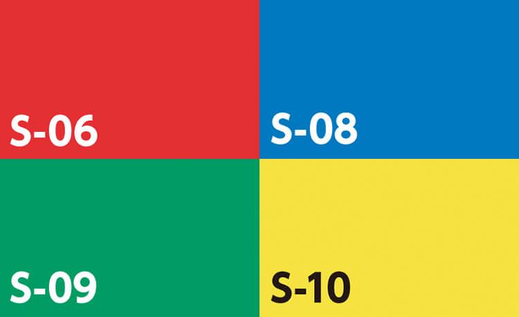 【 カウンタータイプ : 幅60cm 】  パーテーション   (5個セット)  防水カラー対応 飛沫感染対策商品