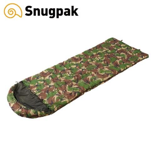 スナグパック Snugpak ノーチラス スクエア ライトジップ DPMカモ
