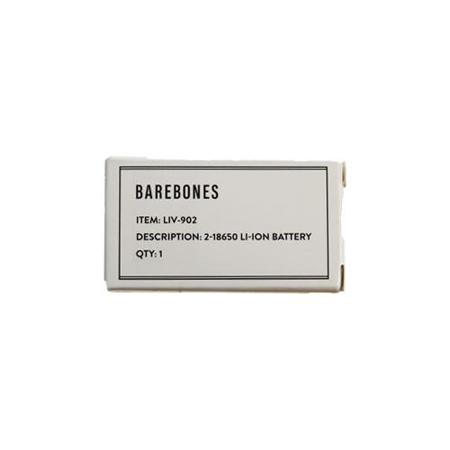 ベアボーンズ Barebones LI-ION BATTERY 交換バッテリー フォレストランタン用