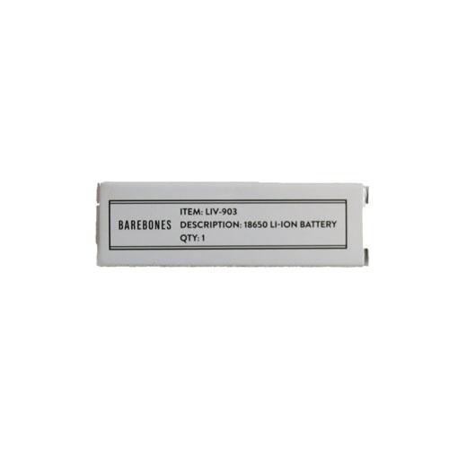 ベアボーンズ Barebones LI-ION BATTERY 交換バッテリー ビーコンライト用