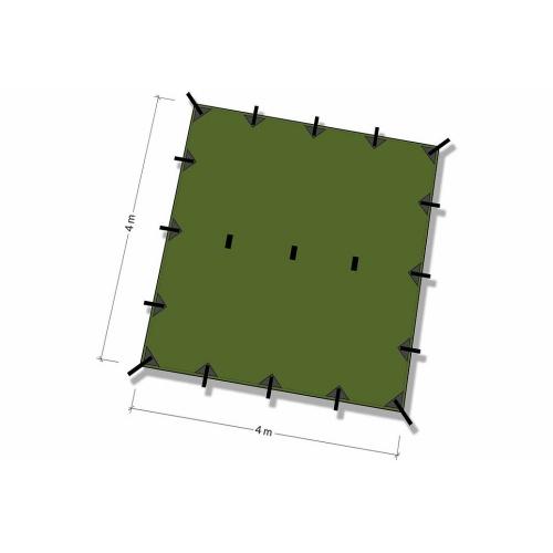 DDハンモック DD Tarp 4x4
