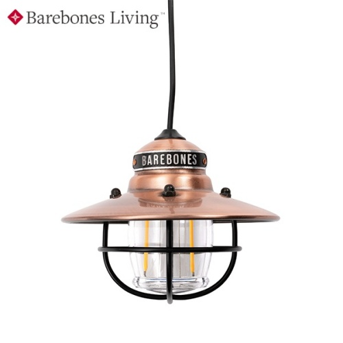 Barebones Living ベアボーンズリビング | エジソンペンダントライトLED カッパー