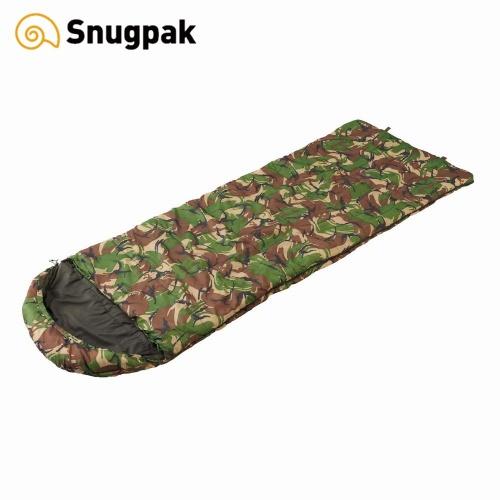Snugpak/スナグパック ノーチラス スクエア ライトハンド DPMカモ