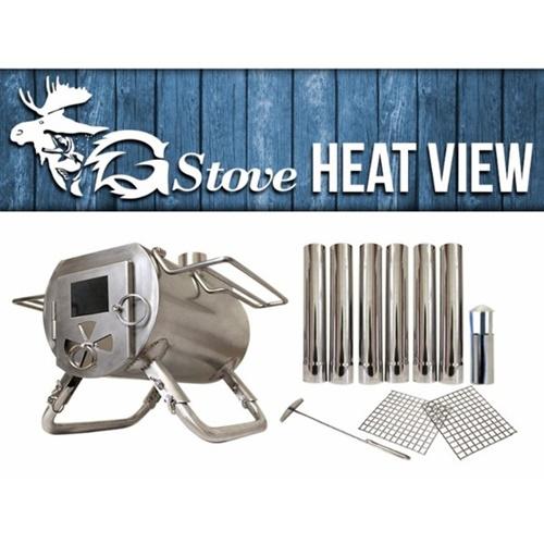Gストーブ G-Stove G-Stove Heat View 本体セット