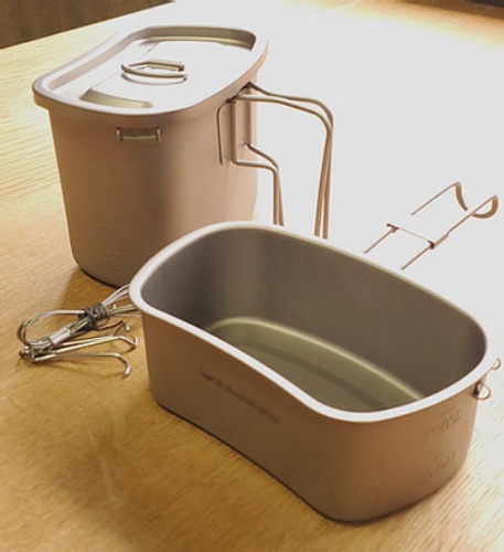 DDハンモック Canteen Cook Set
