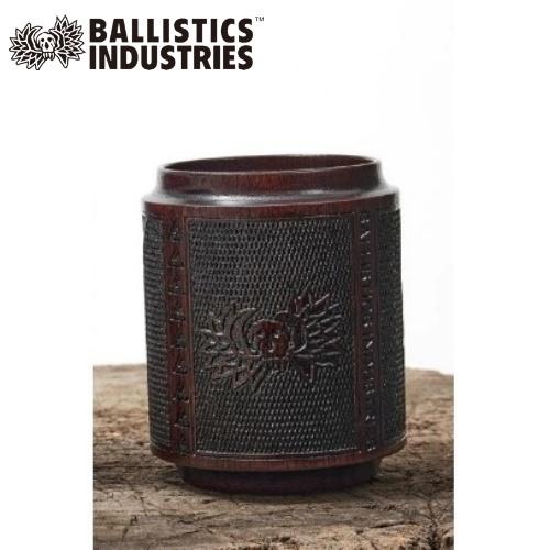 バリスティクス Ballistics CHECKERING CUP 拭き漆仕上げ