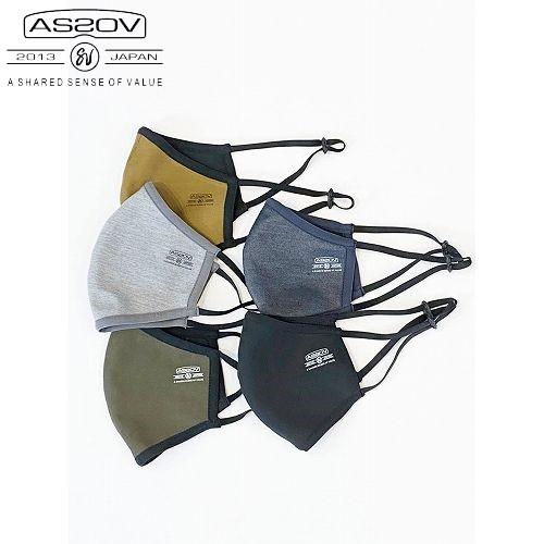 アッソブ AS2OV ADJUSTMENT SYSTEM MASK 2層構造 マスク