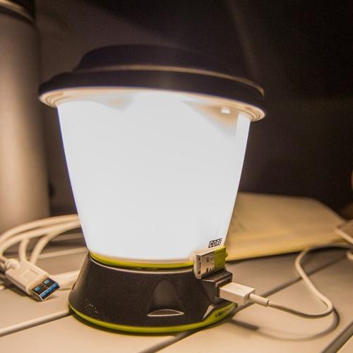 ゴールゼロ GOALZERO LIGHTHOUSE CORE LANTERN & USB POWER HUB