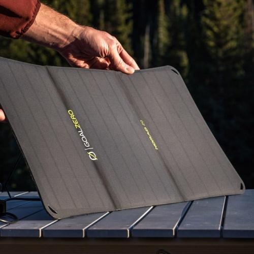 ゴールゼロ GOALZERO Nomad 20 V2 Solar Panel ソーラーパネル