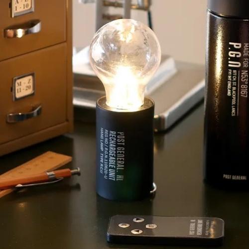ポストジェネラル POST GENERAL ハングランプ リチャージャブルユニット タイプ2 HANG LAMP RECHARGEABLE UNIT TYPE2