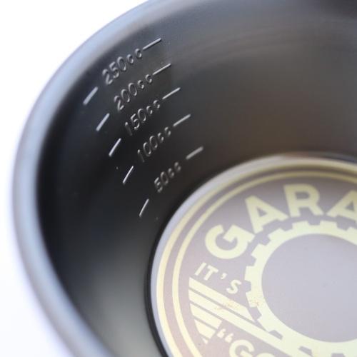 GARAGE CAMP STORE オリジナル GOEN シェラカップ 300ml ブラック