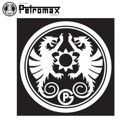 ペトロマックス Petromax 丸型ステッカー