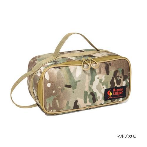 オレゴニアンキャンパー Orgonian Camper セミハードギアバッグ Mサイズ