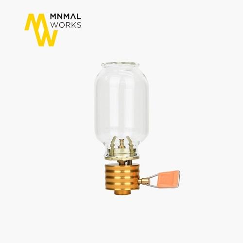 MINIMAL WORKS ミニマルワークス  Edison Lantern エジソン ランタン