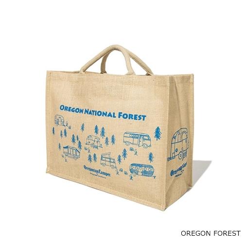 オレゴニアンキャンパー Oregonian Camper ジュートキャリーオールバッグ (Mサイズ)