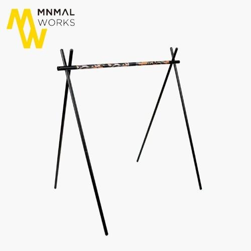 MINIMAL WORKS ミニマルワークス インディアンハンガー カモフラージュ  Lサイズ
