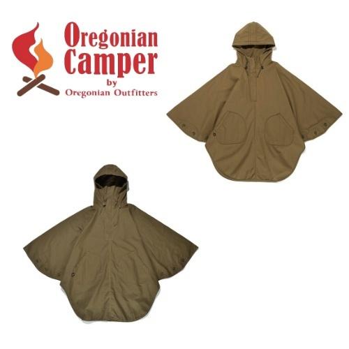 オレゴニアンキャンパー Oregonian Camper ファイアープルーフ 焚き火ポンチョ FP BONFIRE PONCHO