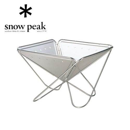 スノーピーク snow peak 焚火台 M