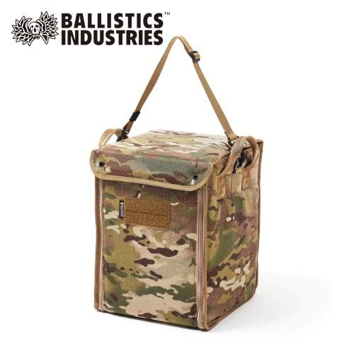 バリスティクス Ballistics NEW LARGE MULTI BOX カモ