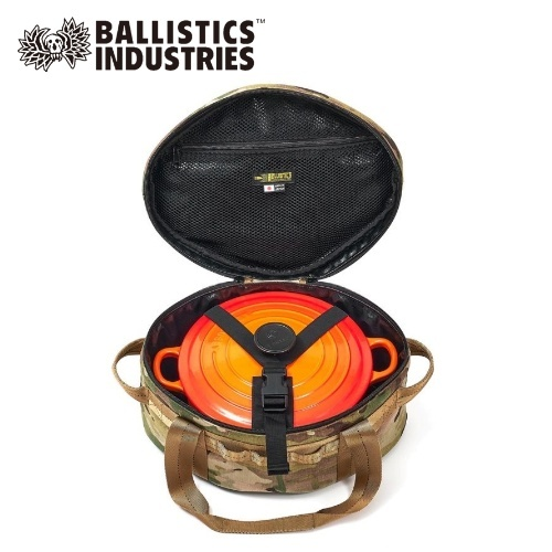 バリスティクス Ballistics LARGE OVEN CASE カモ