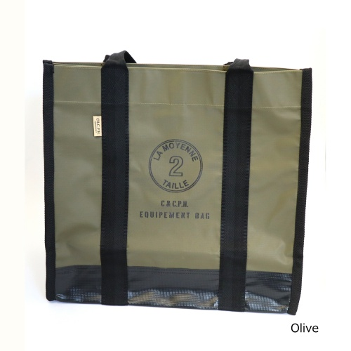 シーアンドシーピーエイチイクイップメント C&C.P.H. EQUIPEMENT 10L BAG