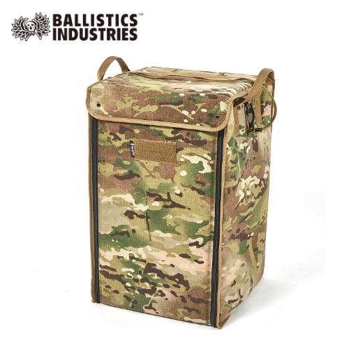 バリスティクス Ballistics STOVE BOX カモ