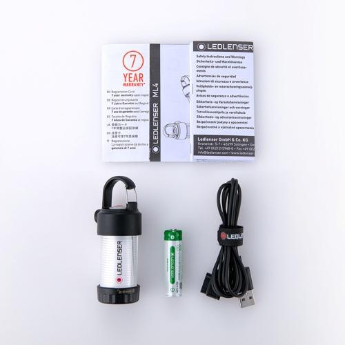 レッドレンザー LEDLENSER ランタン ML4 白色LED