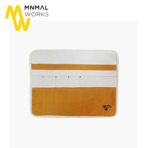 MINIMAL WORKS ミニマルワークス MOCHA ROLL TABLE TOOL CASE モカロールテーブル ツールケース