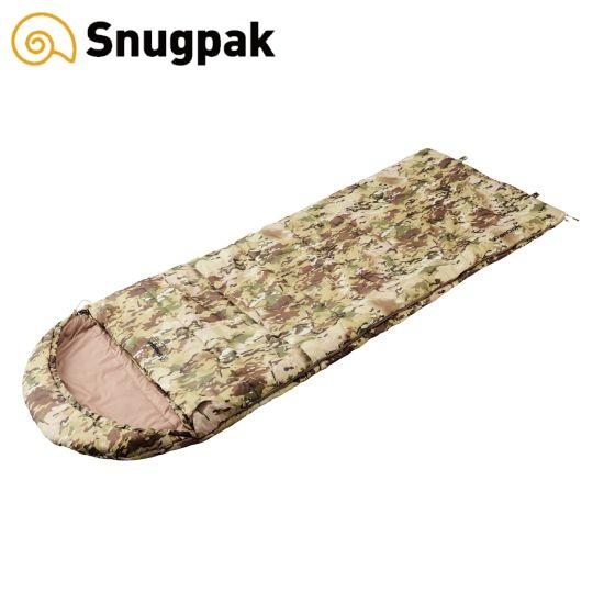 スナグパック Snugpak マリナー スクエア ライトジップ テレインカモ