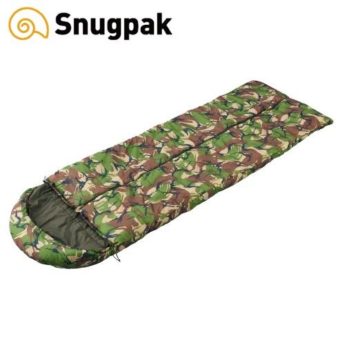 スナグパック Snugpak マリナー スクエア センタージップ DPMカモ
