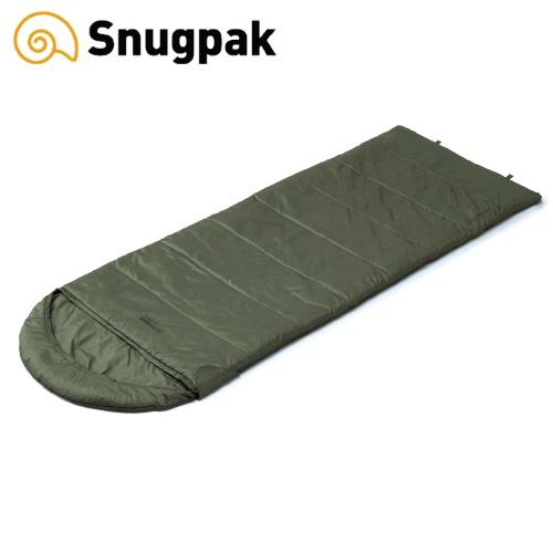 スナグパック Snugpak ノーチラス スクエア ライトジップ オリーブ