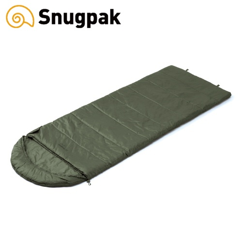 スナグパック Snugpak ノーチラス スクエア レフトジップ オリーブ