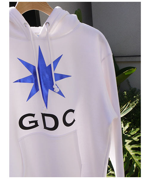 GDC HOLOGRAM SWEAT PARKA