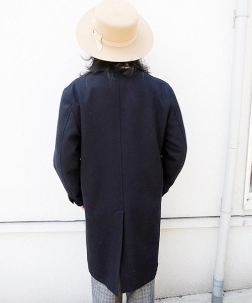 LONG P COAT