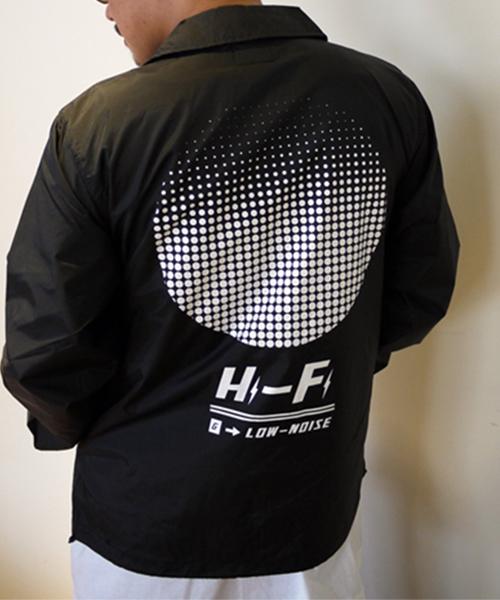 Hi-Fi COACH JACKET