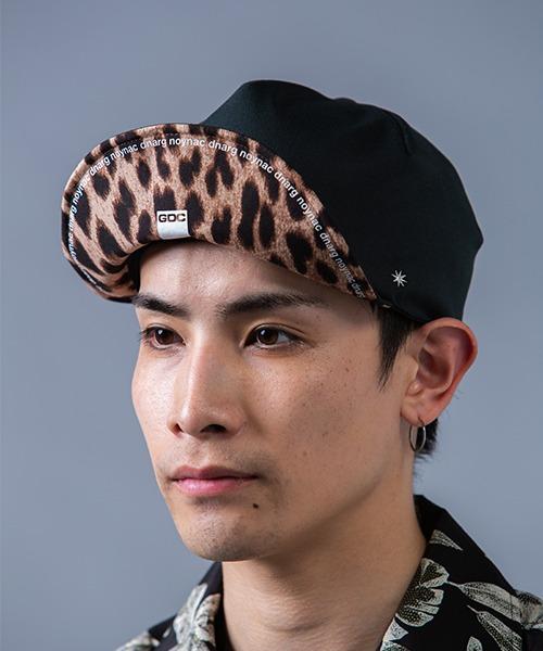 CA4LA×GDC TUCK BB CAP