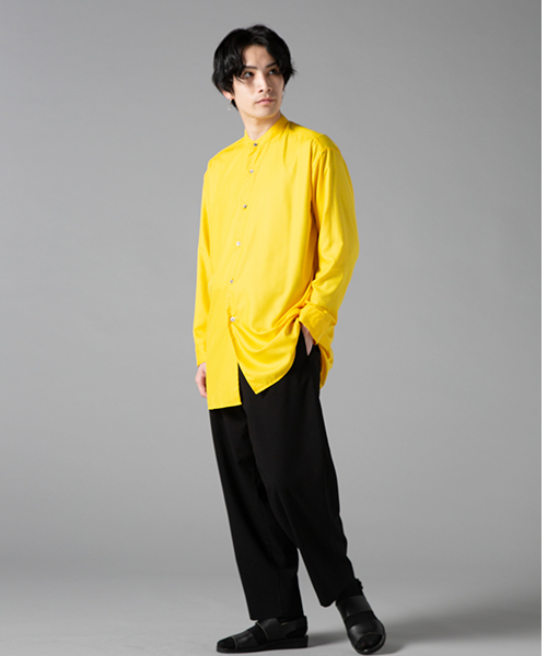 TAB COLOR LONG SHIRT