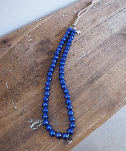 SIBERIA BEADS NECKLACE