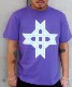 WIRE OCTAGON tee
