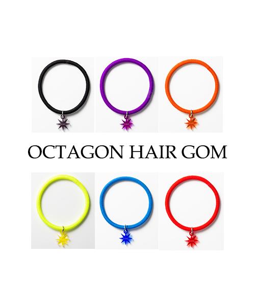 OCTAGON HAIR GOM