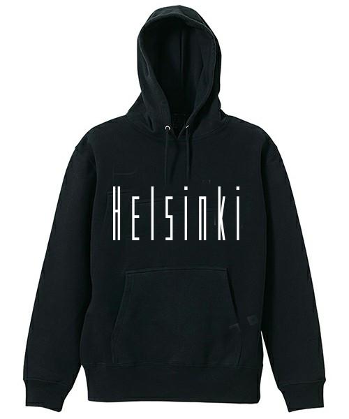 HELSINKI SWEAT PARKA