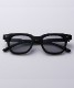 BLACK FRAME SUNGLASSES